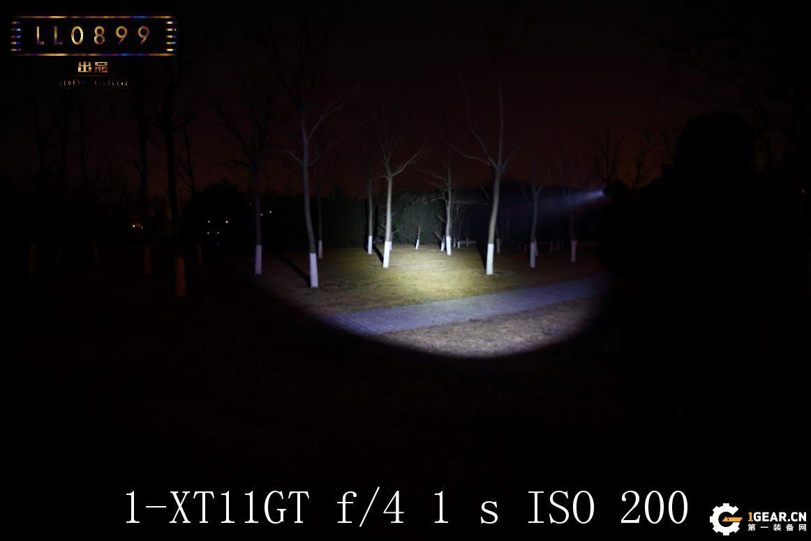蓝帽小战士 OLIGHT M2T双开关战术小桶评测