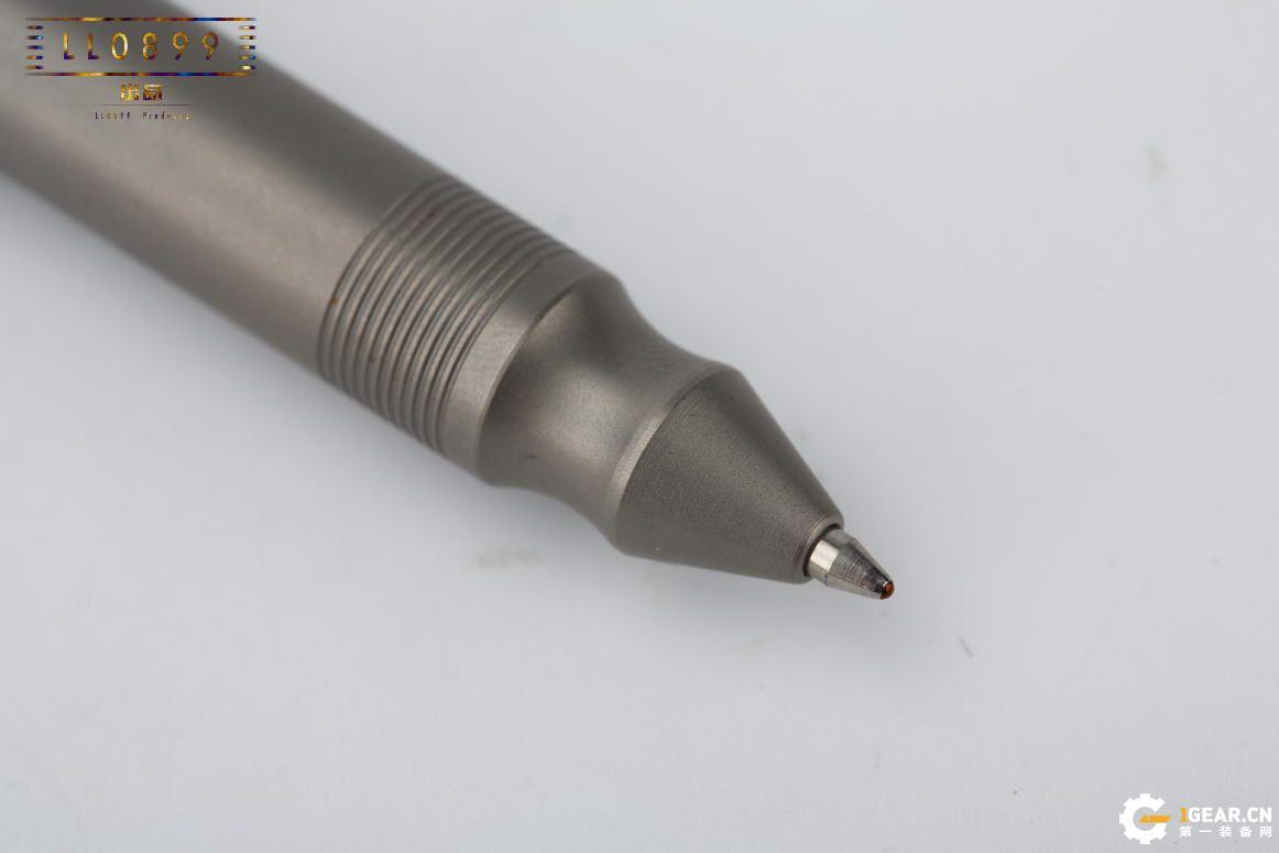 护身利器+手电照明—KLARUS凯瑞兹钛合金战术笔灯TP20 Ti测评