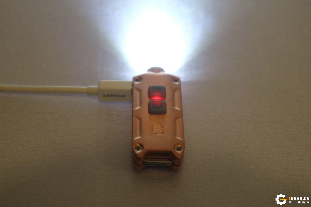 日常生活好工具——Nitecore TIP cu钥匙扣手电体验