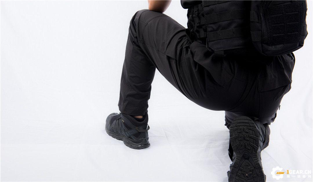 鹰爪行动风驰战术速干裤体验