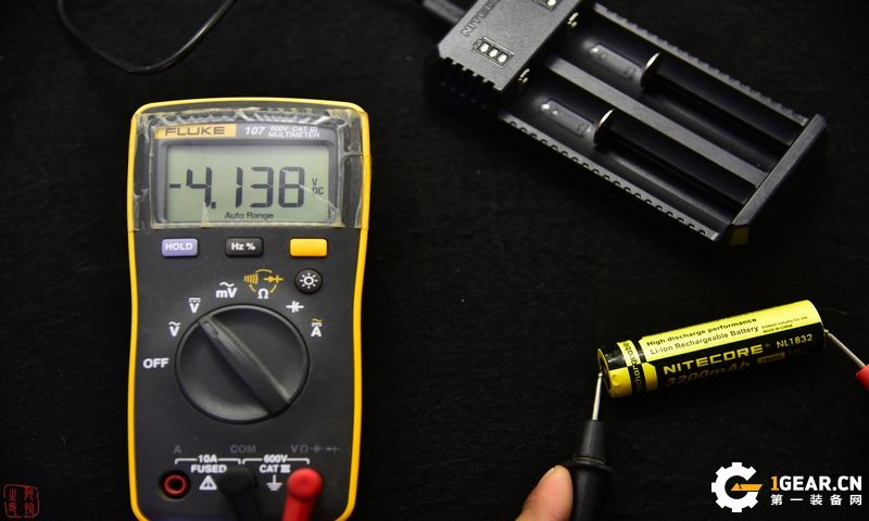 奈特科尔UI1/UI2锂电池充电器使用体验