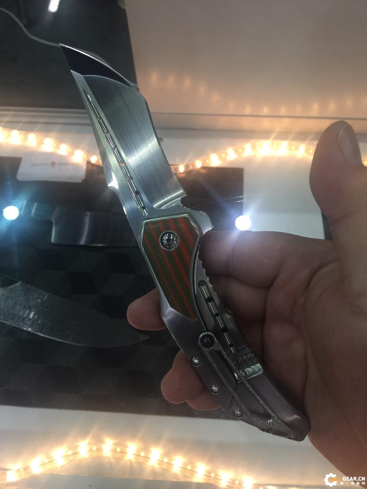 直击BLADE SHOW:2019年亚特兰大展会( 二)