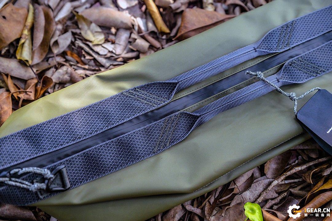 Topologie 山系 Weekend Duffel Dry 防水旅行袋使用感受