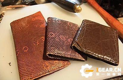 梵·安贝格——皮革领域的大师级人物,延续古老的皮革艺术